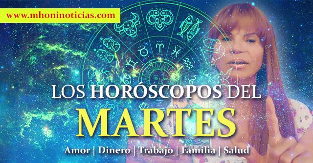 Los Horóscopo del MARTES 04 de AGOSTO del 2020 - Mhoni Vidente