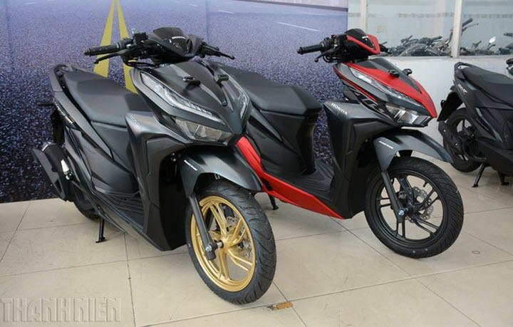 Honda Vario 150 2020 về Việt Nam, thêm màu sắc mới giá từ 55 triệu đồng