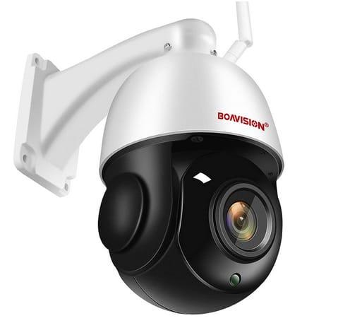 BOAVISION WiFi POE Surveillance Outdoor Security Camera
