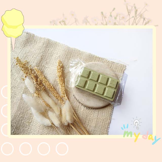 N'PURE Matcha Brightening Bar Soap