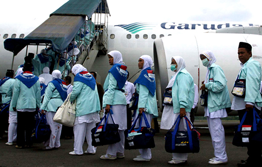 Kuota Haji 2018 tak Sesuai dengan Jumlah Muslim Indonesia