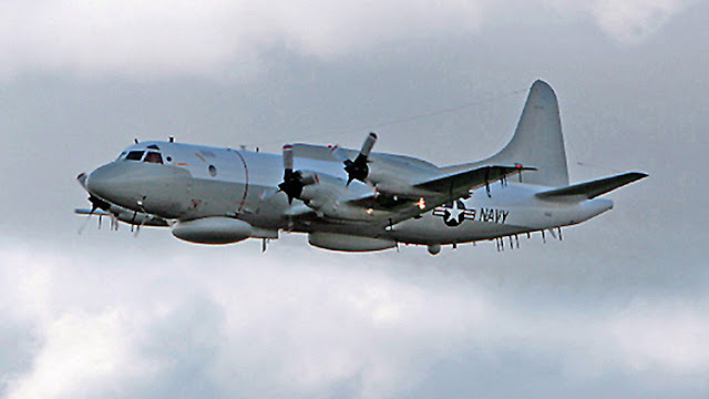 Cazas chinos interceptan un avión espía de EE.UU. en el mar de la China Oriental
