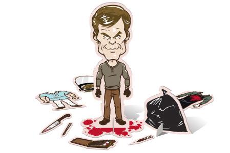 dexter morgen vigilante serial murderer essay