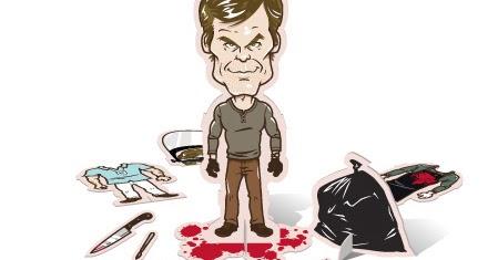 dexter morgen vigilante serial killer essay