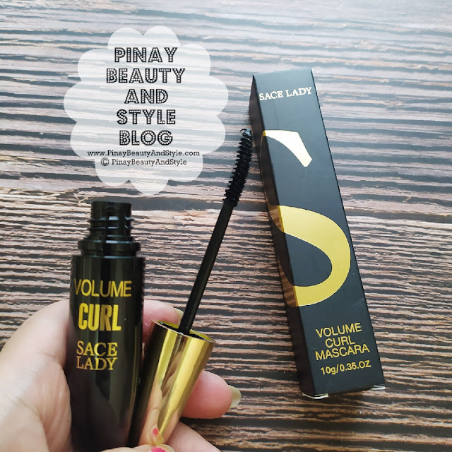 Sace Lady Volume Curl Mascara Review