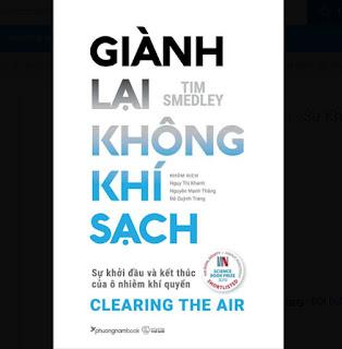 Sách Giành Lại Không Khí Sạch - Sự Khởi Đầu Và Kết Thúc Của Ô Nhiễm Khí Quyển ebook PDF-EPUB-AWZ3-PRC-MOBI