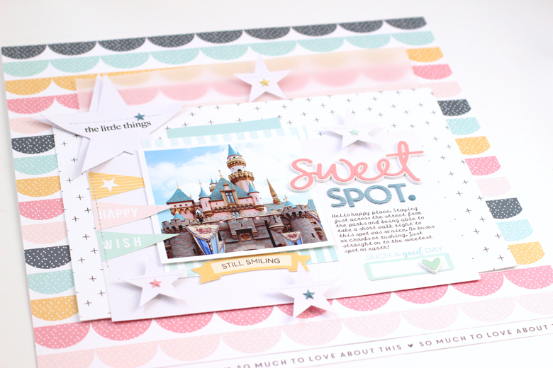 Nancy Damiano Disneyland Scrapbooking