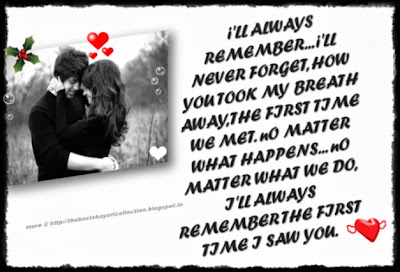 love Quotes love shayari first time a saw you quotes