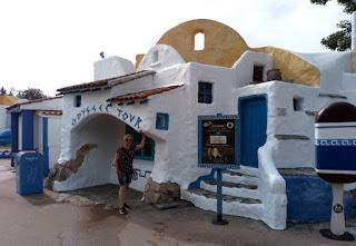 Antigua Grecia según el Parque Astérix.