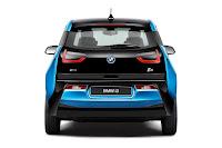 BMW i3 (2017) Rear