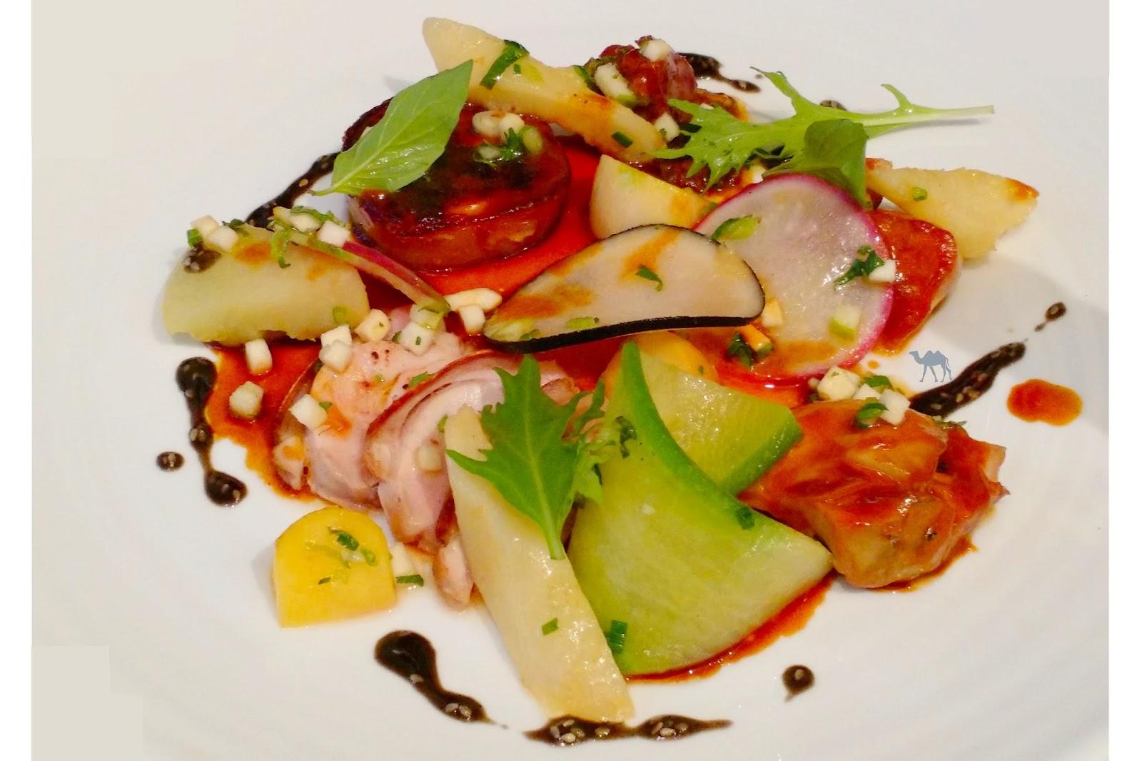 Le Chameau Bleu - Blog de Gastronomie & Voyage - Restaurant  KGB Paris