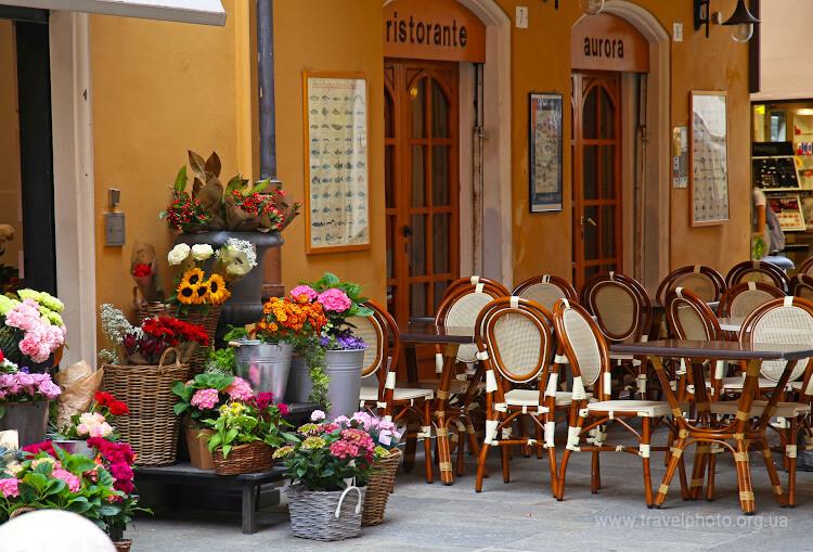 Модена, ресторан