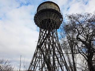 Часів Яр. Водогінна вежа інженера В. Г. Шухова