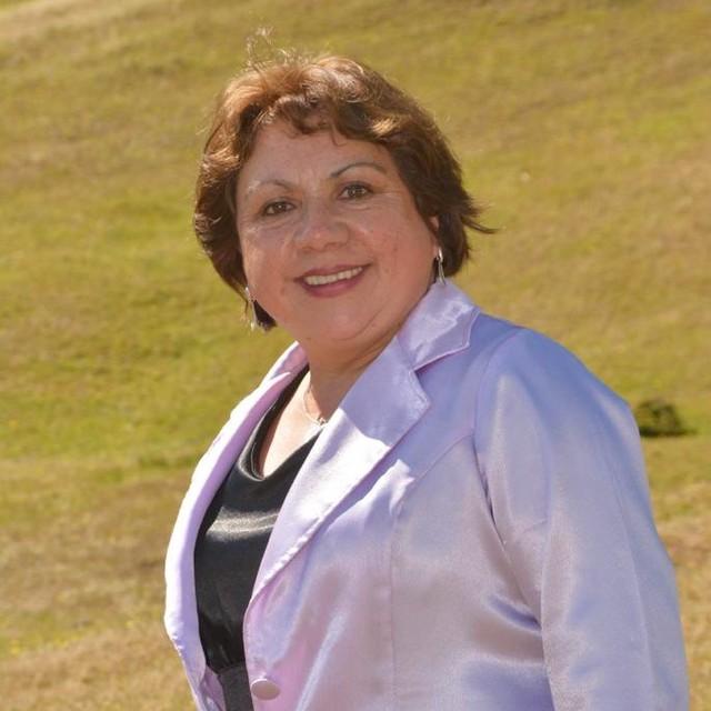 Candidata Margot Barrientos