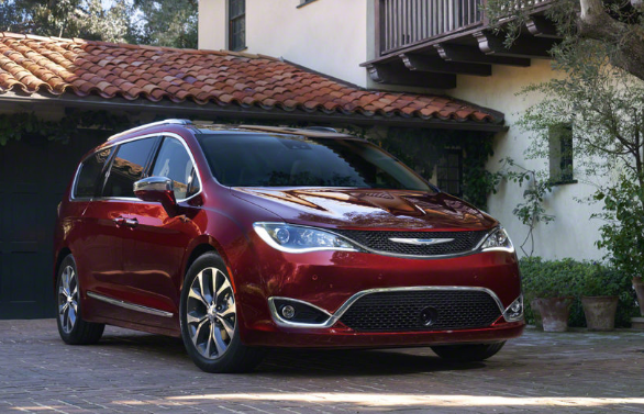 2018 Chrysler Pacifica Redesign, Specs, Change, Price, Release Date
