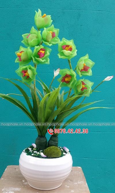 Hoa da pha le tai Dong Nhan