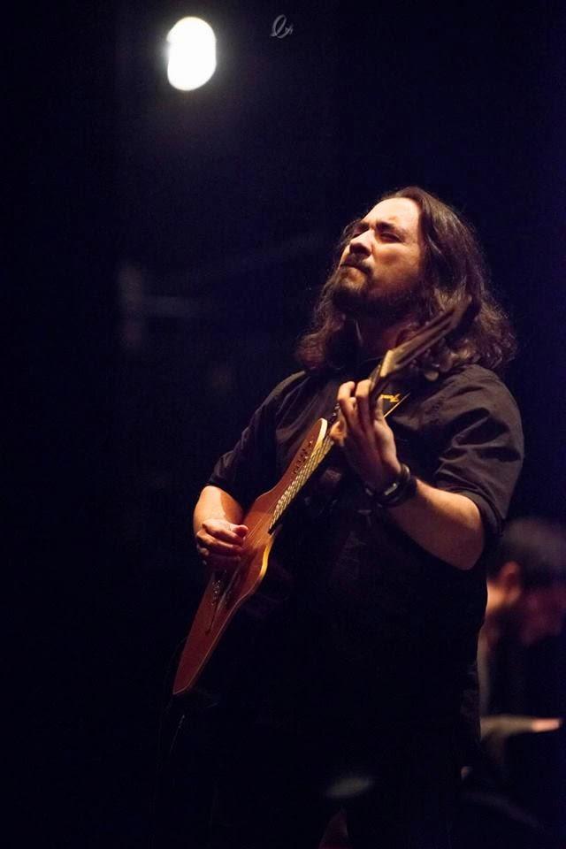 Javier Alcántara - Profesor de Extredanza