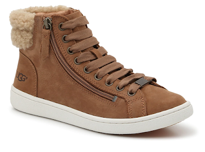 Ugg Olive Sneakers