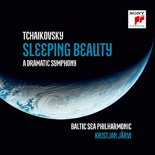 Tchaikovsky Sleeping Beauty: A Dramatic Symphony; Baltic Sea Philharmonic, Kristjan Järvi; SONY