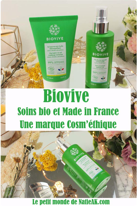 Biovive bio Made  in France avis