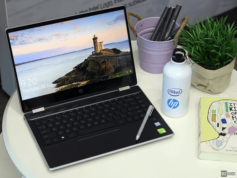 HP Pavilion x360, 14-inch convertible laptop priced in the Philippines!
