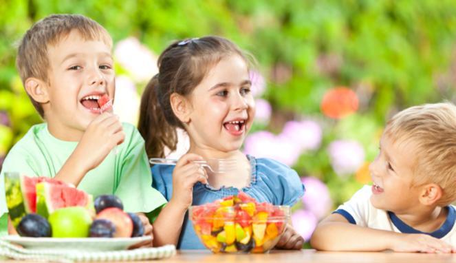 Ciri-ciri Anak Sehat, Ini harus Ibu Ketahui