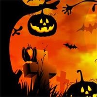 Games2Rule - Fantasy Pumpkin Land Escape
