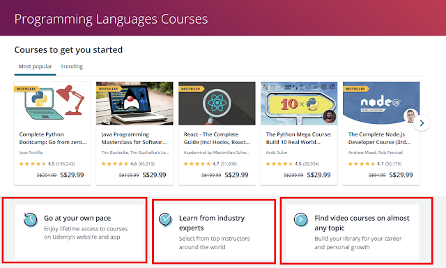 Udemy vs Pluralsight  Review - Which is better to learn to code and Programming?