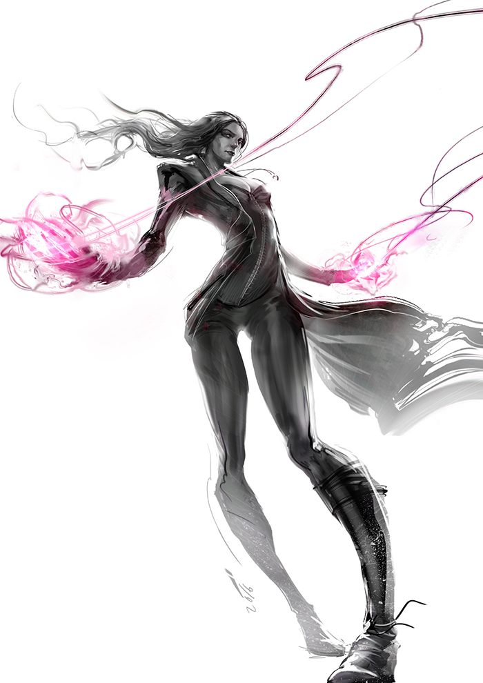 Ilustrações incríveis de Ivan Tao