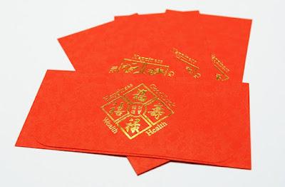 ang pao - pulang envelope