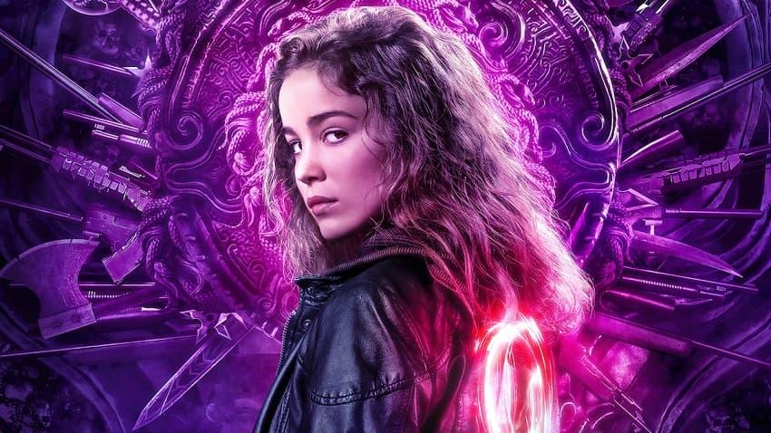 Netflix показал трейлер сериала «Монахиня-воин» по манге - первый сезон выйдет в июле