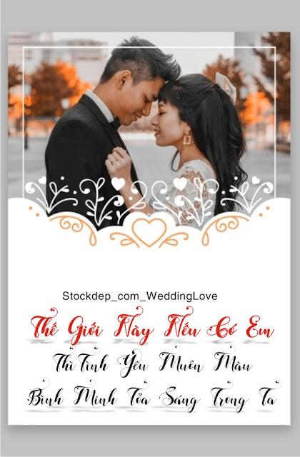 Chia sẻ fonts tiếng việt – Stockdep.com-weddinglove