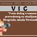"""VIC: """"Posle dužeg vremena provedenog na studijama u Beogradu, mlada Piroćanka..."""""""