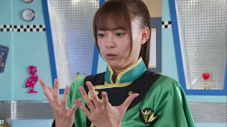 Mashin Sentai Kiramager - 19 Subtitle Indonesia and English