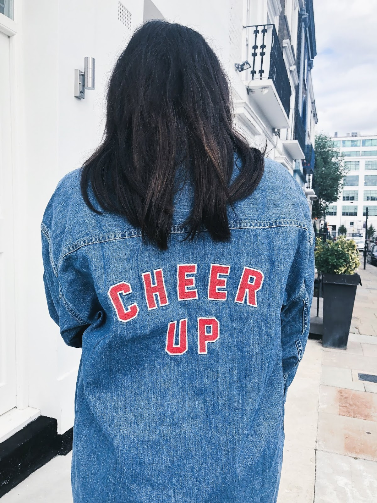 mental health blogger uk, mental health, fashion mental health, levis cheer up, levis denim asos, levis denim