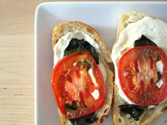 recipe: easy bruschetta