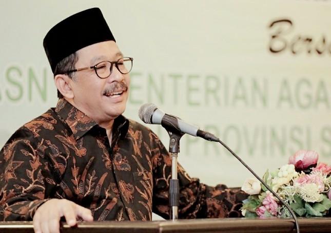 Promosi Doktor, Konflik Ideologi FPI-HTI dengan NU-Muhammadiyah di Ruang Digital Jadi Kajian Disertasi Wamenag