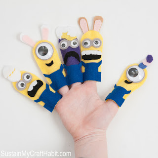 marionette minions