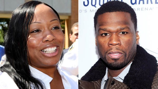 Trending News #RadioOnFire: 50 Cent Crushes Child's Mother's