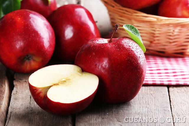 Dieta de la manzana para bajar 8 kg en una semana