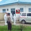 Kasat Sabhara Pimpin Pengawalan Pemakaman Jenazah Covid-19 di Takalar