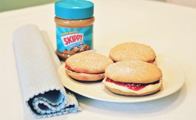 SKIPPY® Peanut Butter & Jelly Sandwich Cookies