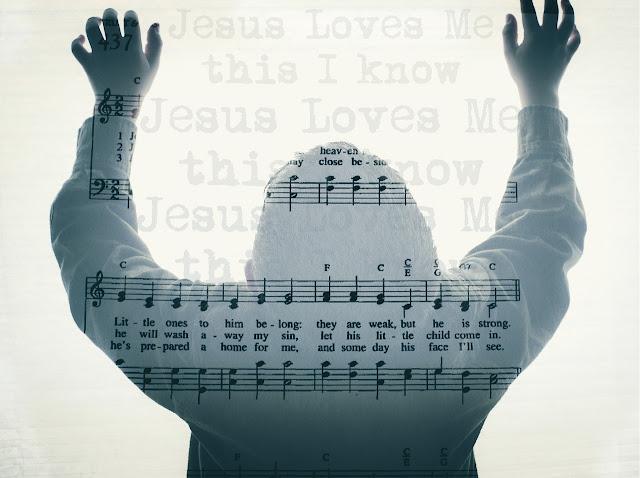 Hino da Harpa sobre Jesus