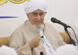 Habib Abu Bakar al-Adni Bin Ali al-Masyhur - Yaman