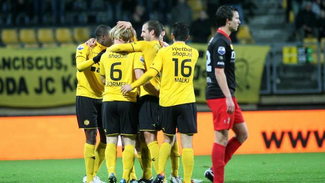Willem II vs Roda JC www.nhandinhbongdaso.net