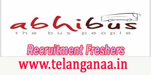 Abhibus Recruitment 2016-2017 For-Freshers