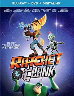 Ratchet & Clank 2016 Dual Audio Hindi 720p BluRay 750mb