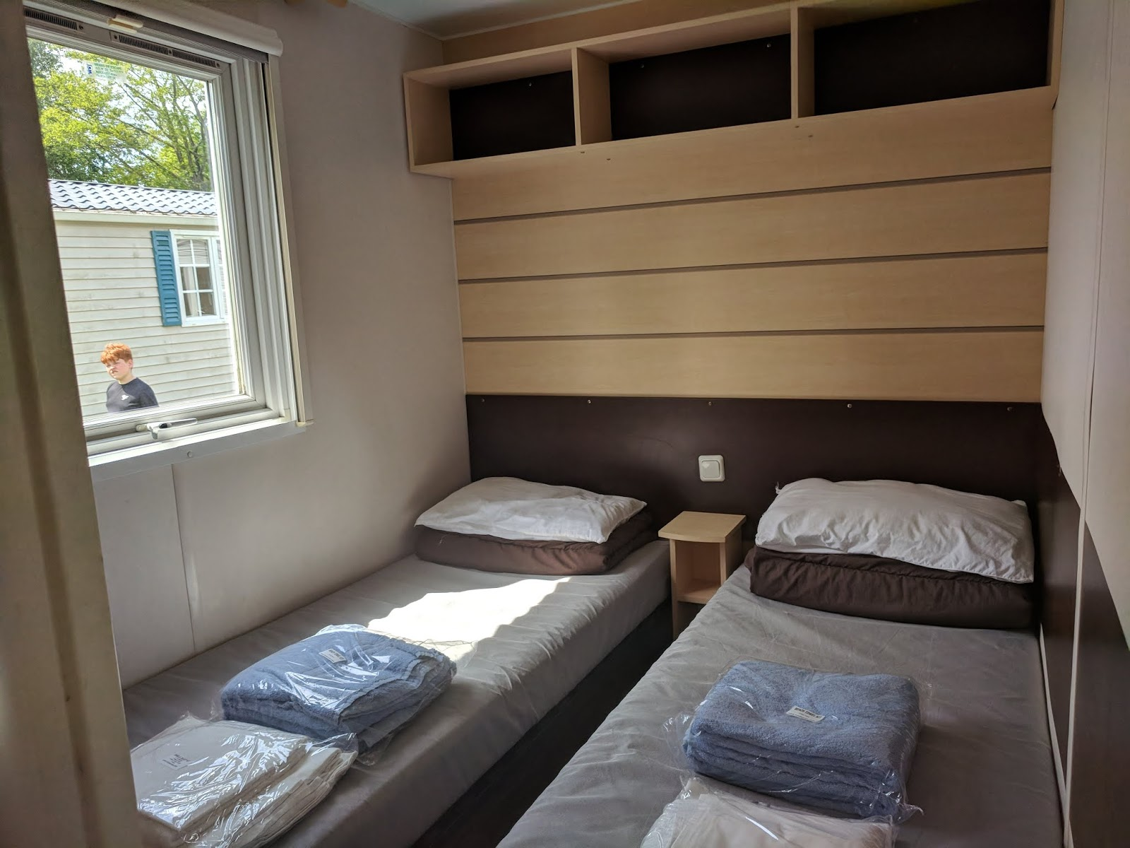 Eurocamp Esprit Twin Room