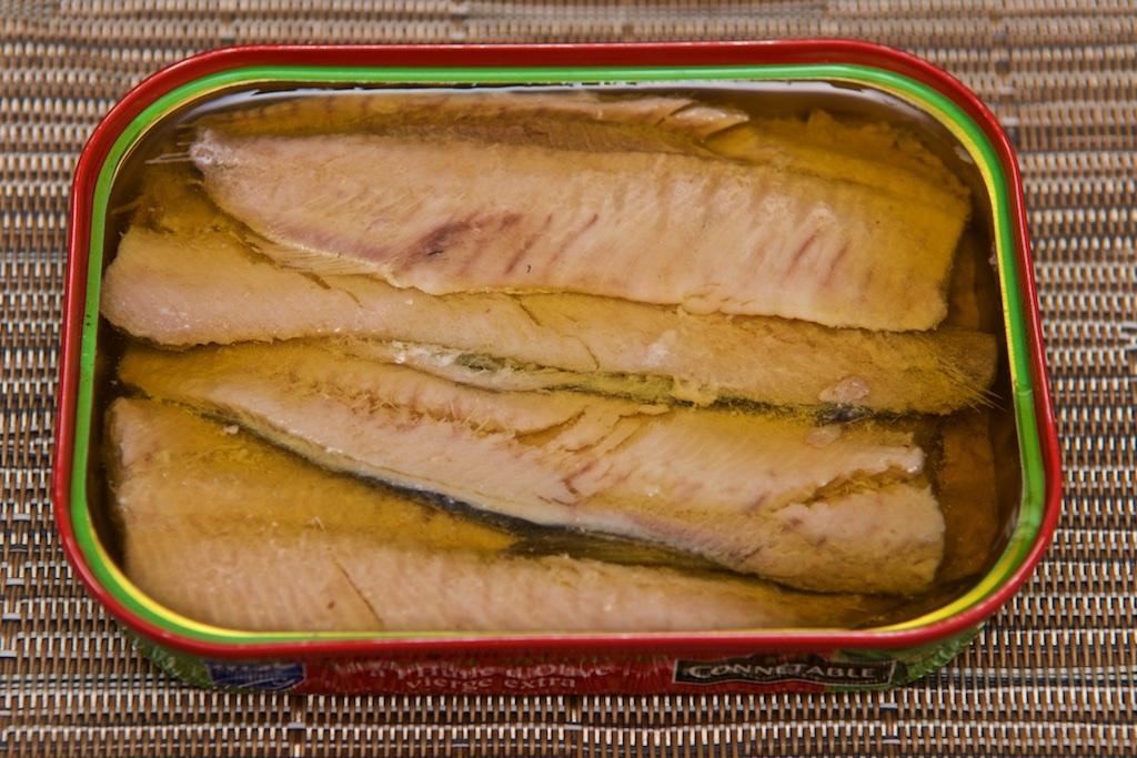 filets de sardines l 39 huile d 39 olive vierge extra 100g. Black Bedroom Furniture Sets. Home Design Ideas