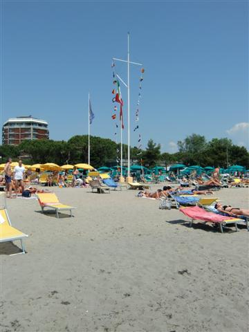 Strandbad Grado - Blog Topfgartenwelt